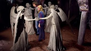 The Weeping Angels attack!
