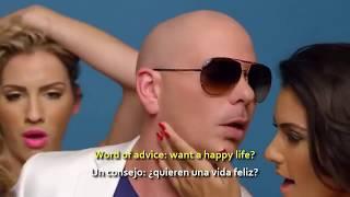 Prince Royce - Back It Up ft. Jennifer Lopez, Pitbull (Lyrics + Sub Español) Official Video