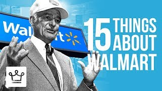 15 Things You Didn't Know About WALMART