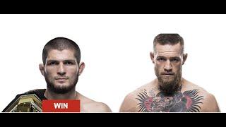 UFC229 Khabib vsMcgregor