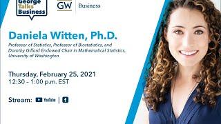 video - George Talks Business with Daniela Witten