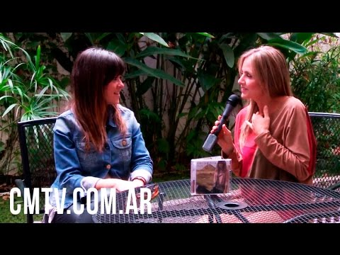 Vanesa Martín video Entrevista Argentina - Abril 2017