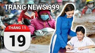 Nam phượt thủ vặt sạch hoa dã quỳ bên đường | TRẮNG NEWS 999 | 19-11-2016