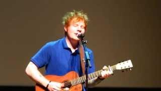 Ed Sheeran - Baby One More Time @ Philadelphia Museum of Art
