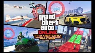 New gta5 transform race