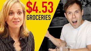 Millionaire Reacts: Store Owes Money After Applying Coupons To $1,161 Shop | Extreme Couponing