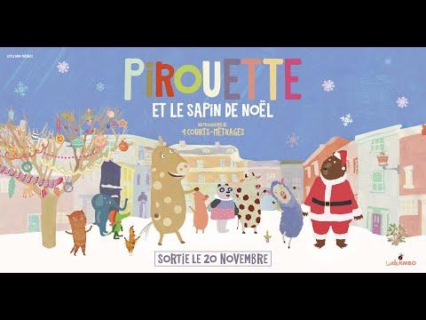 Pirouette et le sapin de Noël  KMBO