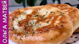 Домашние Пирожки с Картошкой (Очень Мягкое Тесто) | Pasties Recipe