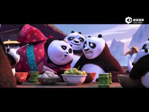 Kung Fu Panda 3 - brand new Chinese trailer