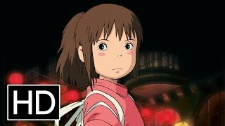Spirited Away - Official Trailer