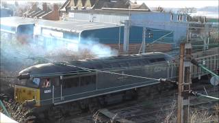 preview picture of video '56312 Clags At Willesden 24-01-15'