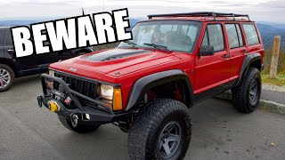 2 Things You NEED To Know Before Buying A Jeep Cherokee XJ 4.0