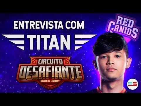 ENTREVISTA TITAN - CIRCUITÃO SEMIFINAL 2019