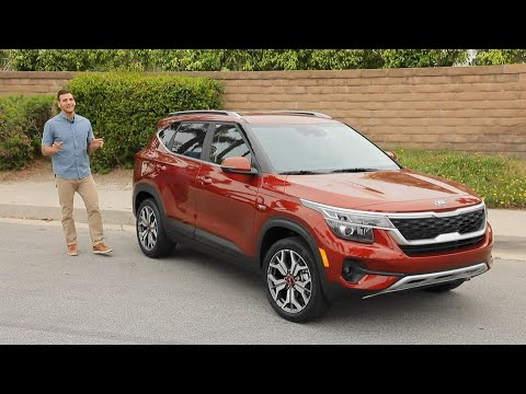 2021 Kia Seltos Test Drive Video Review