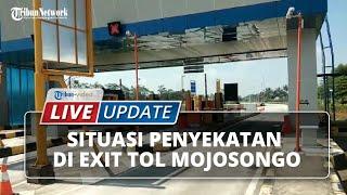LIVE UPDATE: Penyekatan Arus Mudik Tak Pengaruhi Volume Kendaraan di Exit Tol Mojosongo