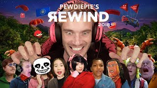 YouTube Rewind 2018. Celebrating the actual videos, people, music and moments that defined 2018. #YouTubeRewind SUBSCRIBE TO: FlyingKitty: https://www.youtube.com/channel/UCYQT13AtrJC0gsM1far_zJg Grandayy: https://www.youtube.com/channel/UCa6TeYZ2DlueFRne5DyAnyg Dolan Dark: https://www.youtube.com/user/BlackIceShredder Partyinbackyard: https://www.youtube.com/channel/UCIaIVpEocfuQ9fhBT1rsKrQ ____________________________________________ Extra credits: Ali A's intro: https://www.youtube.com/watch?v=u86pVtqn_kk Hit or miss: https://www.youtube.com/watch?v=3w-C0-zVaW8 Megalovania: https://tobyfox.bandcamp.com/album/undertale-soundtrack Crab rave: https://www.youtube.com/watch?v=LDU_Txk06tM