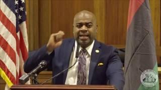 Mayor Baraka's Provocative Keynote at NJ Black History Ceremony