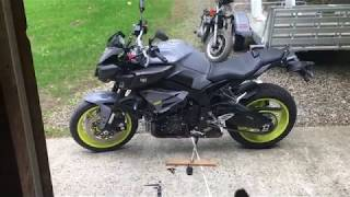 Download 2017 Yamaha FZ-10 Quick Shifter Install and Epic