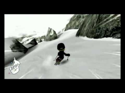 ski and shoot wii youtube