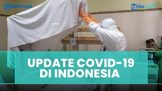 Update Covid-19 Indonesia 21 September 2021: Kasus Positif Bertambah Sebanyak 3.263 Kasus