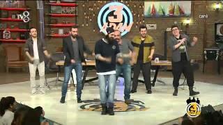 3 Adam - Programda Olay Dans (2.Sezon 19.Bölüm)