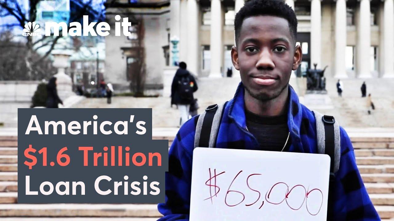 How U.S. Student Loans Became A $1.6 Trillion Crisis thumbnail