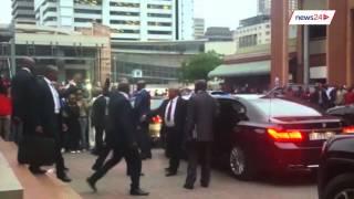 WATCH: Zuma booed in Pretoria