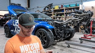 Reaction to Car Running after 8 MONTHS!!