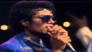 Michael Jackson And James Brown 1980