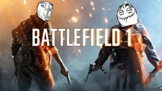 Смешные моменты с Якутом в Battlefield 1!!!!