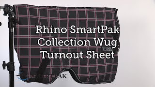 Rhino® SmartPak Collection Wug Turnout Sheet Review