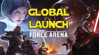Star Wars: Force Arena - Out Now Global Launch
