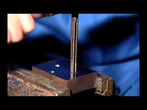 Die Handreibahle - Wie eine Reibahle funktioniert
