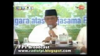 FPI VS Demokrasi Indonesia & Dunia Di Mata Seorang Ulama & Negarawan