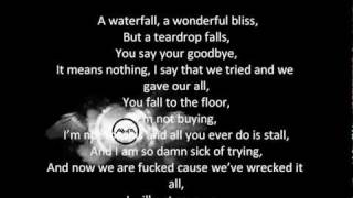 Angels & Airwaves-Dry Your Eyes Lyrics