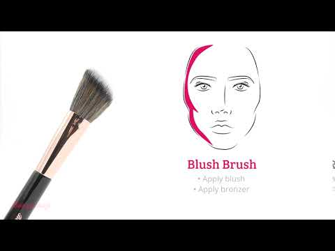 Boozyshop Boozyshop Ultimate Pro UP05 Blush Brush