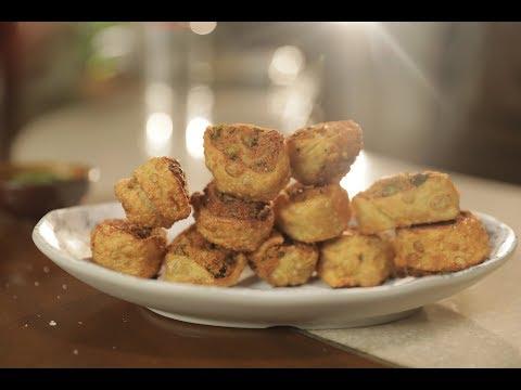 Veg Bhakarwadi | Family Food Tales with Mrs Alyona Kapoor | Sanjeev Kapoor Khazana