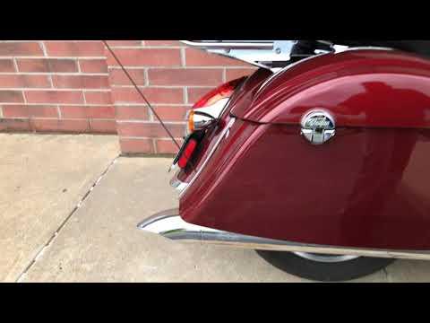 2017 Indian Roadmaster® in Muskego, Wisconsin