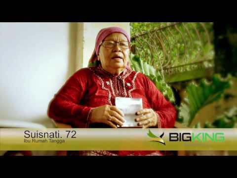 Video 08123 01 8900 Brainking plus nutrition  testimoni Suisnati sembuh dari Vertigo