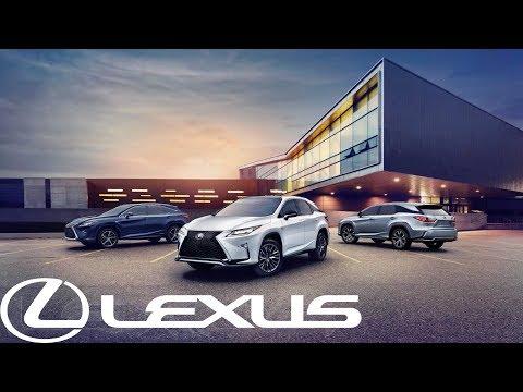 Lexus RX L Паркетник класса J - тест-драйв 2