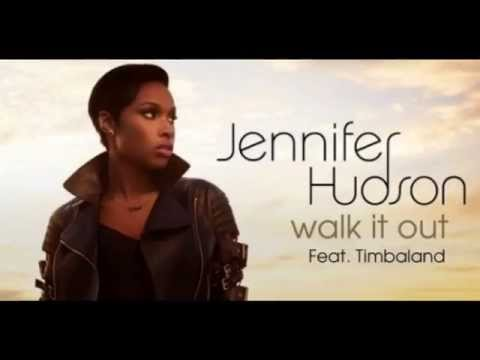 Jennifer Hudson Feat  Timbaland 'WALK IT OUT' REMIX Prod  by Moshae Beats