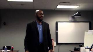 James Wall - Guest Speaker at Dell Speaks Toastmaster