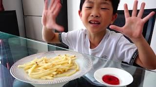 음식 먹기 전 양치질 손씻기 예준이와 아빠의 바른생활 마법놀이 뽀로로 떡볶이 포크레인 트럭 자동차 장난감 Wash Hands, Toothbrush Video for Kids