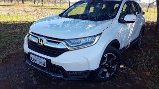 Novo Honda CR-V 2018: preço, consumo - test-drive & impressões - www.car.blog.br