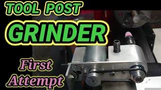 Tool Post Grinder HD