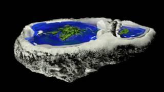 Плоская Земля. ГОГ и МАГОГ. Могилы Евы и Пророков! Ч-1