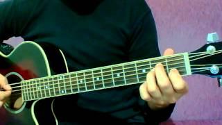 Gitar Dersi - Caddelerde Rüzgar Nasıl Çalınır