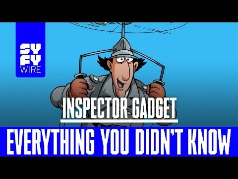 Inspector Gadget: Everything You Didn't Know   SYFY WIRE