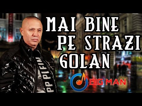 Nicolae Guta – Mai bine pe strazi golan Video