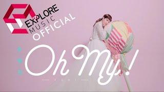 徐懷鈺YUKI - Oh My!官方歌詞版MV (Official Lyrics Music Video)